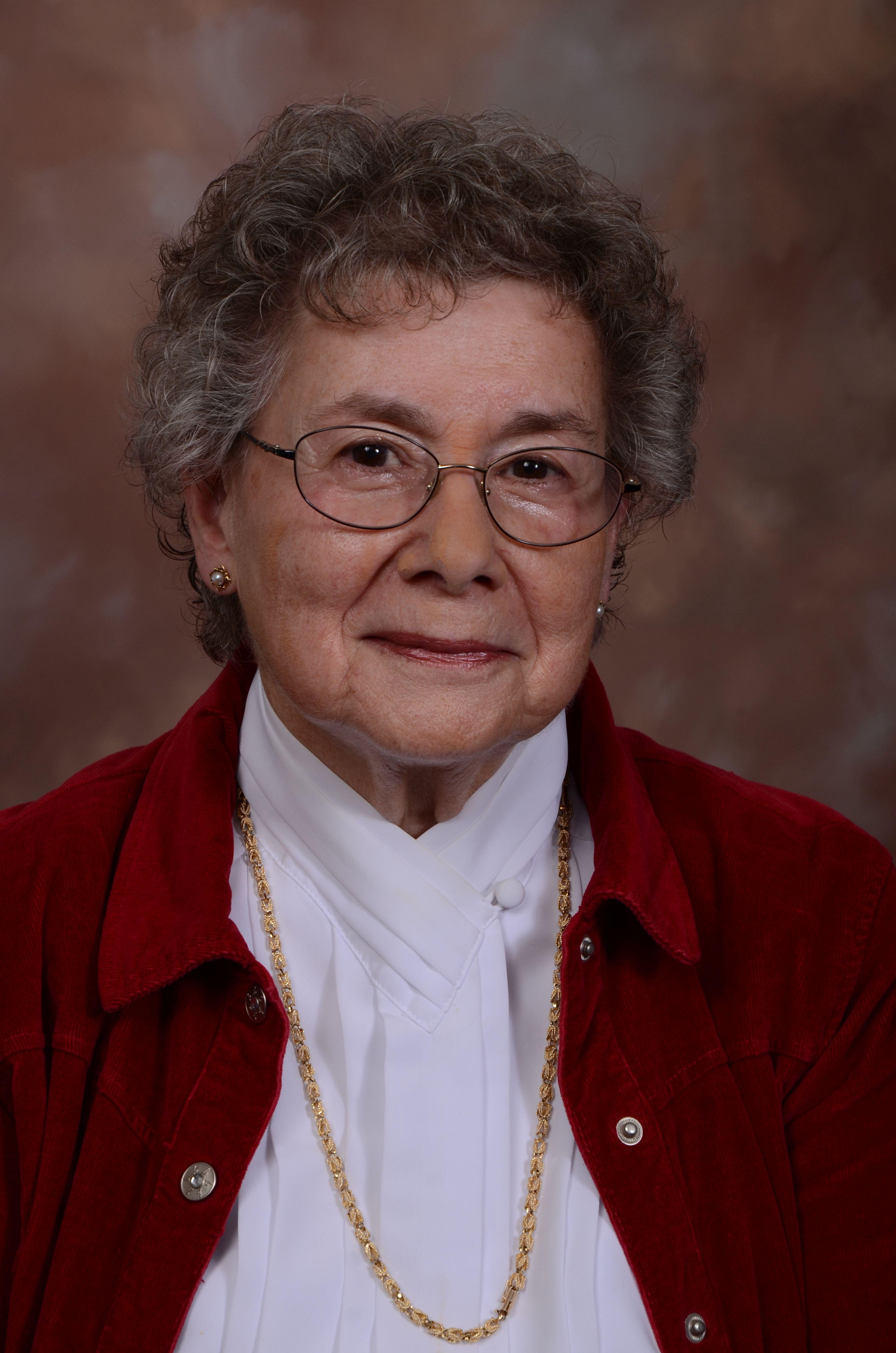 Dr. Anne Vidaver, Professor Emerita